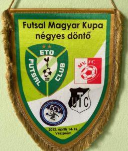 Futsal zászló